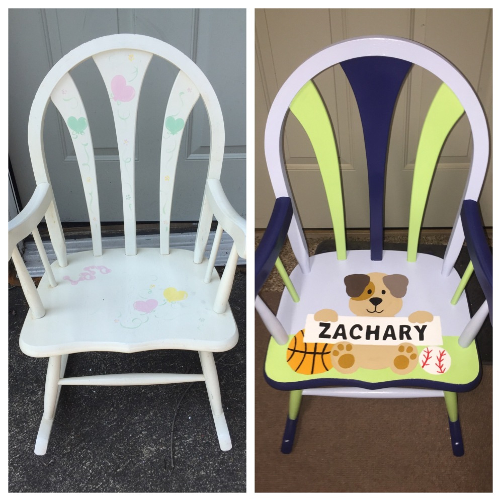 Before and after of rocking chair.JPG