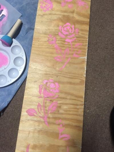 stencil sample 2