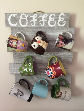 coffee mug holder