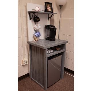 mini fridge cabinet 2