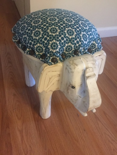 stool upholstered
