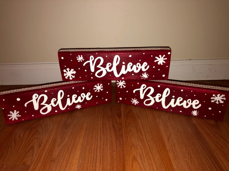 believe decor