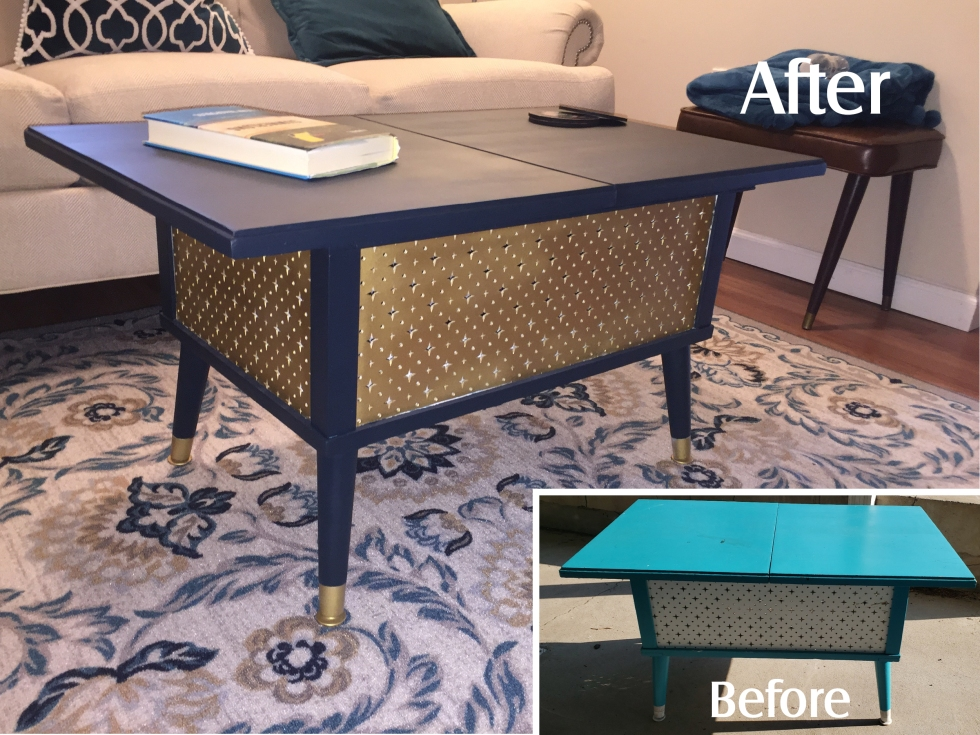 coffee table before and after_Pinterest