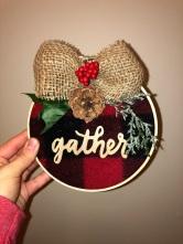 gather hoop