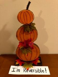 snowman pumpkin 2